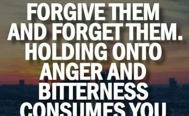 The Most Important Lesson You Need To Learn About Forgiveness